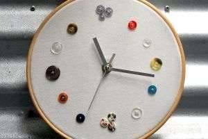 Сделать часы своими руками: следите за временем красиво, экономно и с душой
