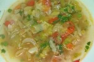 Боннский суп: коронный рецепт здоровья и стройности