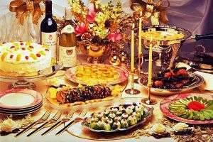 Праздничные блюда на Новый год – самое вкусное и оригинальное меню