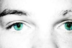 Как в фотошопе изменить цвет глаз - быстро и просто!