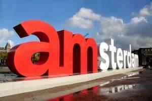 Достопримечательности Амстердама на карте с фото и описанием