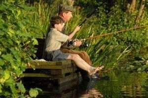 Полезные советы для рыбалки – как зависит клев от погоды