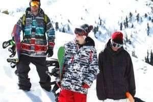 Как выбрать одежду, шлем и маску для сноуборда?