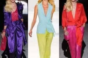 Как правильно сочетать цвета одежды: будь модной и стильной