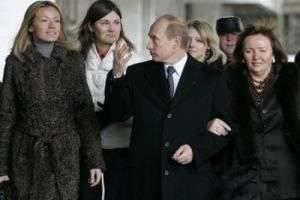 Где живет дочка Путина и что говорит об этом пресса