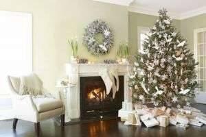 Украшения новогодней елки 2015 – оригинальные идеи
