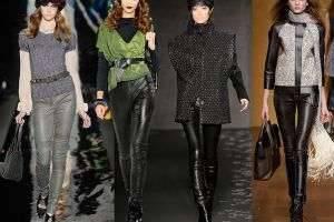 Модный выбор осени 2012