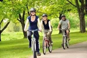 Где можно кататься на велосипеде в Москве?
