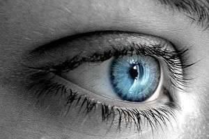 Тайна голубых глаз