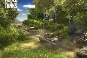 World of tanks - онлайн игра для настоящих танкистов!