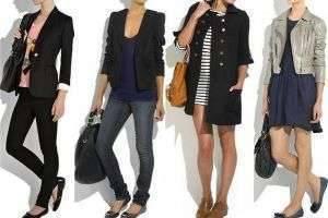 Базовый гардероб современной девушки: стиль и индивидуальность