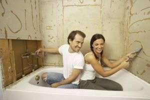 А вы знаете, с чего начать ремонт в ванной комнате?