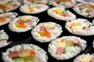 Вкусные суши в домашних условиях: простой рецепт