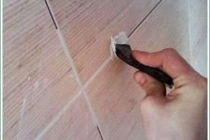 Как затирать швы на плитке — следуем инструкции