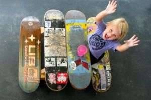 Скейтборд для детей: чудо-доска для мальчиков и девочек