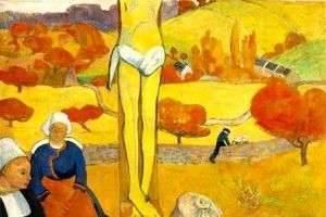 Что означает картина Поля Гогена «Желтый Христос»?