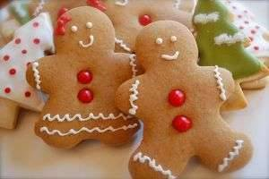 Рецепты имбирного печенья (классический и постный)