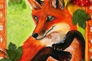 Как нарисовать лисичку поэтапно: карандашами, красками или фломастерами