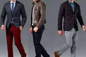Как носить мужской пиджак под джинсы — советы модных экспертов