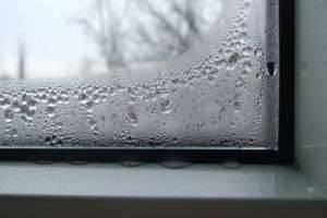 Почему запотевают пластиковые окна: причины и как избавиться от конденсата