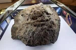 В состав метеоритов входят элементы, которые есть на Земле, но некоторые минералы все же не знакомы человечеству