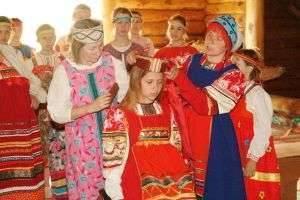 Как женились на Руси?