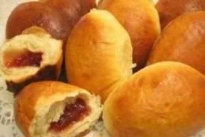 Пирожки с повидлом рецепт с фото в духовке – вкусное угощение для детей и взрослых