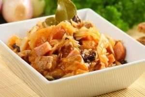 Рецепты бигуса — польский, русский варианты и облегченный