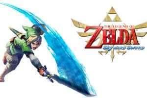 The Legend of Zelda: Skyward Sword для Nintendo Wii покоряет чарты видеоигр