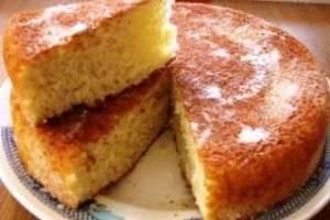 Как испечь манник - необычайно вкусный пирог