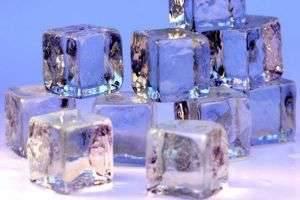 Как сделать прозрачные кубики льда?
