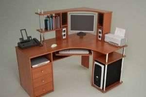 Как собрать компьютерный стол? Инструкция и видео
