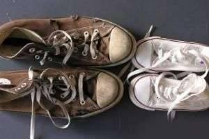 Как избавиться от неприятного запаха обуви?