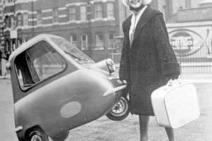 Самый маленький автомобиль в мире: миниатюрное чудо техники
