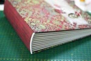 Как сделать красивый переплет для книги (кожаный, фетровый)? Мастер-классы и видео