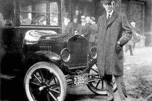 История развития компании «Форд»