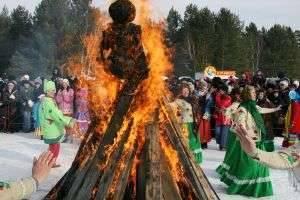 Великий праздник Масленица