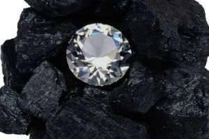 Происхождение алмазов в природе: пришельцы и земляне