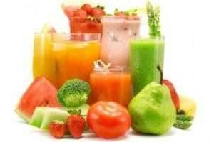 Как приготовить фреш из разных овощей и фруктов