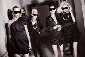 Сочетание черного цвета в одежде: самые актуальные комбинации