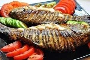Рецепты блюд из карася для духовки