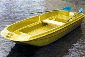 Пластиковая лодка для рыбалки – так ли она хороша?