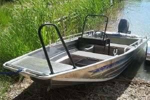 Как выбрать алюминиевую лодку для рыбалки?