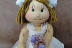 Еще один интересный вид рукоделия, или Куклы из колготок своими руками