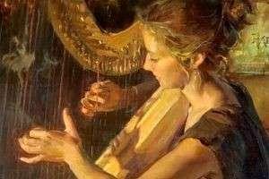 Как научиться играть на арфе? Полезные советы и видео