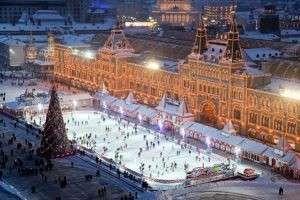 Катки в Москве: крытые и открытые, ночные, платные и бесплатные