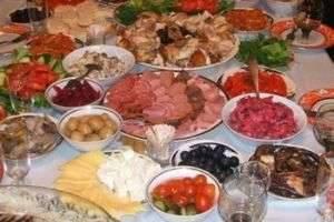 Как оформить по-новому традиционные новогодние блюда