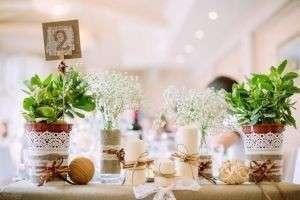 Свадьба в стиле рустик: оформление и декор, пригласительные, наряды