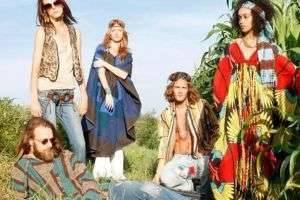 Субкультура  хиппи - в чем её особенности?