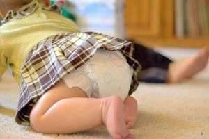 Нелегкая это работа, или Как отучить ребенка от памперсов